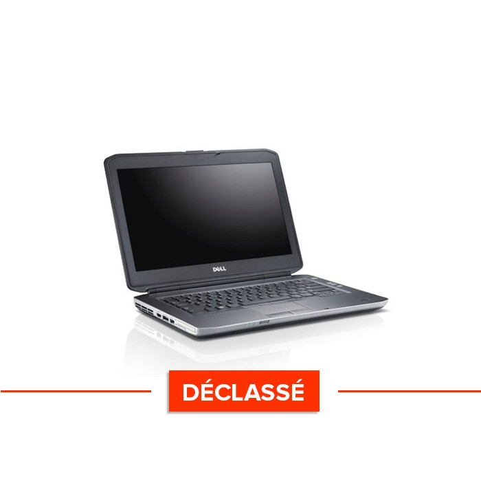 Pc portable - Dell E5430 - Trade Discount - déclassé - i5 - 8Go - 320Go HDD - Sans webcam - Windows 10 Famille