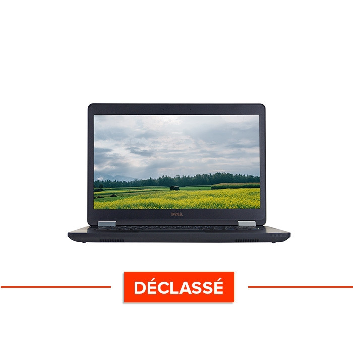 Pc portable reconditionné - Dell Latitude E5470 - déclassé