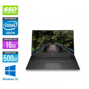 Dell Precision 5510 - Windows 10