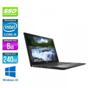Dell Latitude 7490 - Windows 10