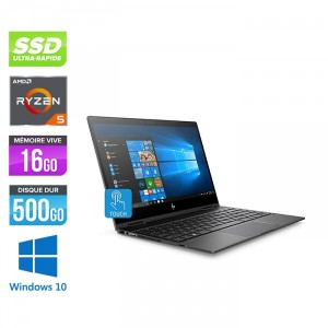 HP Envy X360 13-ag0020nf - Windows 10