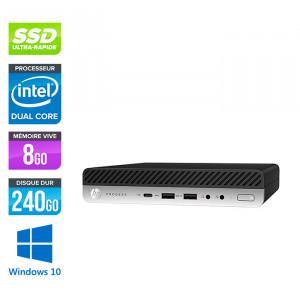 HP ProDesk 600 G4 USDT - Windows 10