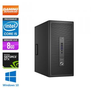 HP ProDesk 600 G2 Tour - Gamer - Windows 10