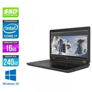 HP Zbook 17 G2 - Windows 10