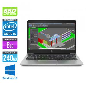 HP Zbook 14U G5 - Windows 10
