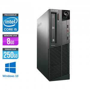 Lenovo ThinkCentre M81 SFF - Windows 10