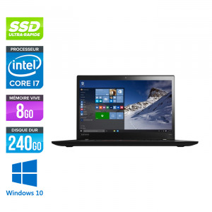 Lenovo ThinkPad T460S - Windows 10
