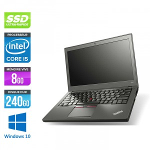 Lenovo ThinkPad X250 - Windows 10