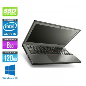 Lenovo ThinkPad X240 - Windows 10