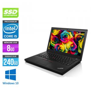 Lenovo ThinkPad X250 - Windows 10