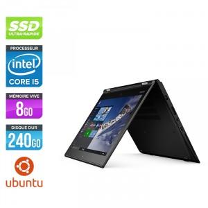 Lenovo ThinkPad YOGA 260 - Ubuntu / Linux