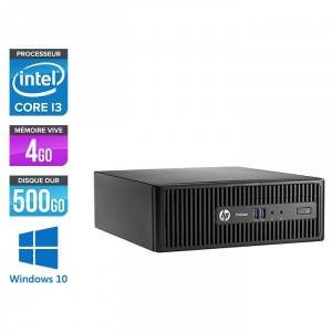 HP ProDesk 400 G3 SFF - Windows 10