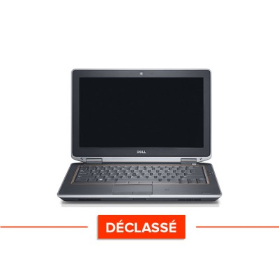 Pc portable - Dell Latitude E6320 - Core i5 - 8Go - 320Go HDD - Windows 10 - Trade Discount - Déclassé