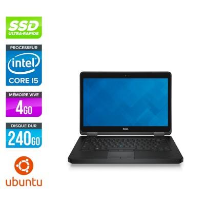 Dell Latitude E5440 - i5 - 4Go - 240Go SSD - Linux