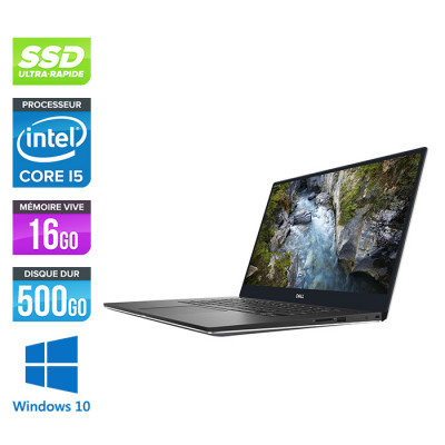 Dell Precision 7710 - i7 - 16Go - SSD - NVIDIA Quadro M3000M - Windows 10