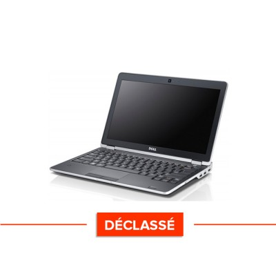 Pc portable reconditionné - Dell Latitude E6230 - i5 - 8Go - 320Go hdd - Windows 10 Home - déclassé
