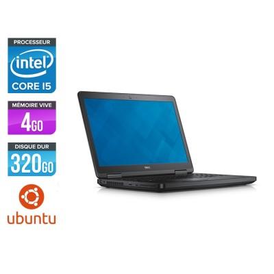 Dell Latitude E5540 - i5 - 4 Go - 320Go HDD - Linux