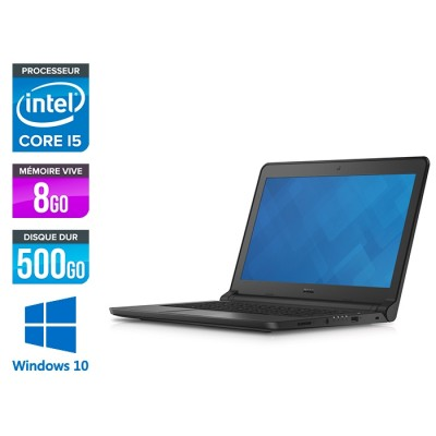 Dell Latitude 3340 - i5 - 8Go - 500Go - Windows 10