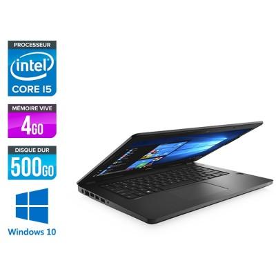 Dell Latitude 3480 - i5 6200u - 4Go - 500Go HDD - Windows 10