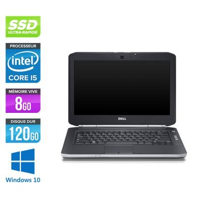 Dell Latitude E5420 - i5 - 8Go - SSD 120Go - Windows 10
