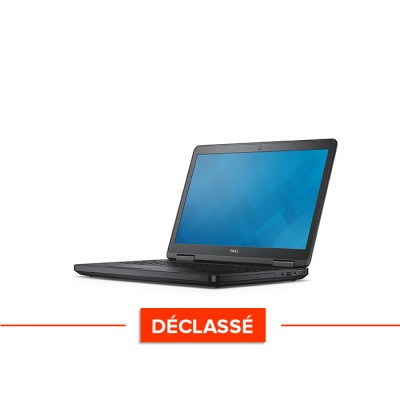 Pc - portable - Dell Latitude E5440 déclassé - i5 - 8go - 320go - hdd - windows 10 famille