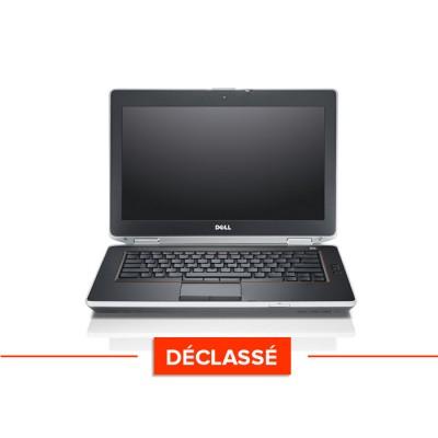 Pc portable - Dell Latitude E6420 - reconditionné - Trade Discount - Déclassé - i5 - 4Go - 320Go HDD - W10