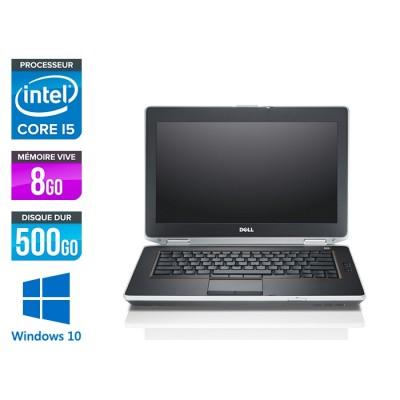 Dell Latitude E6420 - i5 - 8Go - 250Go HDD - Windows 10