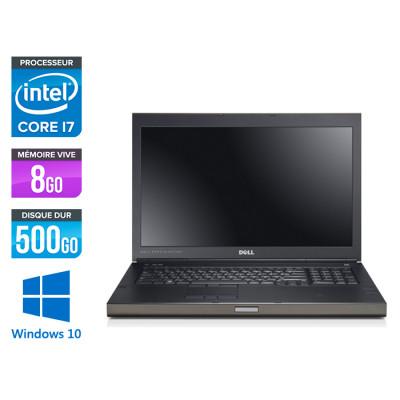 Dell Precision M6700 - i7 - 8Go - HDD 500- AMD FirePro M6000