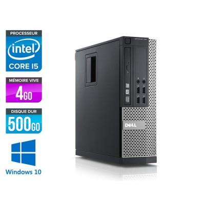 Dell Optiplex 990 SFF - i5 - 4Go - 500Go - Windows 10