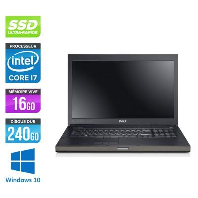 Dell Precision M6700 - i7 - 16Go - SSD - NVIDIA Quadro K3000M
