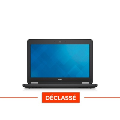 Pc portable reconditionné - Dell Latitude E5250 - i5 - 8Go - 500Go HDD - Windows 10 - Déclassé
