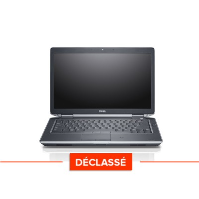 Pc portable - Dell Latitude E6430 - Trade Discount - Déclassé - i5 - 8Go - 320Go HDD - Webcam - Windows 10