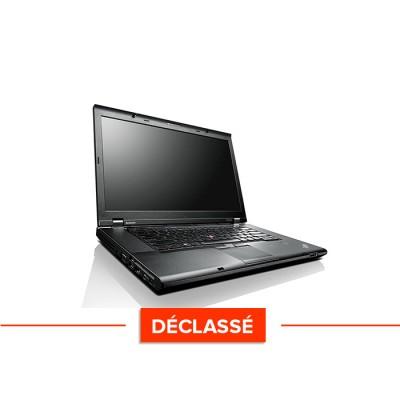 Pc portable reconditionné - Lenovo ThinkPad W540 - Core i5 - 8Go - 500 Go HDD - Windows 10 - déclassé