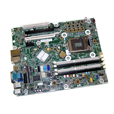 Carte Mère motherboard HP 8200 Elite SFF 611834-001 - occasion