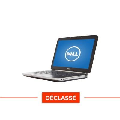 Ordinateur portable reconditionné - Dell Latitude E5520 - Déclassé - 1 Haut-Parleur saturé