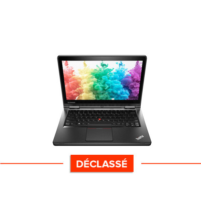 Pc portable - Lenovo ThinkPad S1 Yoga - déclassé - i5 - 8go - 240go - SSD - windows 10 famille