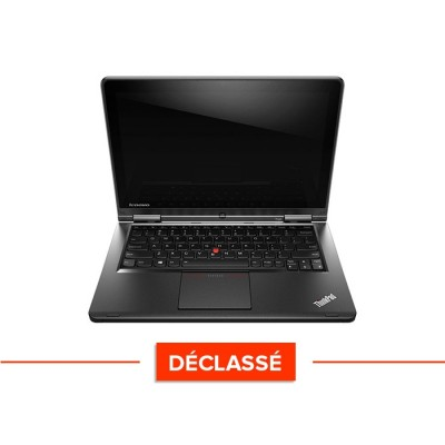 Pc portable reconditionné - Lenovo ThinkPad S1 Yoga - déclassé - i5 - 8go - 240go- ssd - windows 10 famille