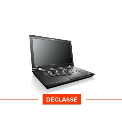 Pc portable - Lenovo ThinkPad L520 - Trade Discount - Déclassé - Core i5 - 4 Go - 320 Go HDD - Windows 10 Famille