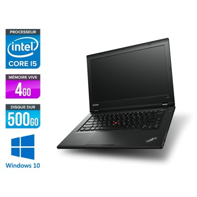 Lenovo L440 -  i5- 4Go - 500Go - Windows 10