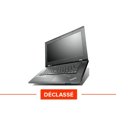 Pc portable - Lenovo ThinkPad L530 - Trade Discount - déclassé - i5 - 8Go - 320Go HDD - sans webcam - W10