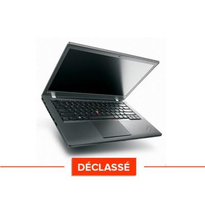 Lenovo ThinkPad T440 declasse - i5 - 4Go - 128Go SSD - Windows 10