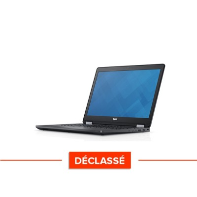 Ordinateur portable - Dell Latitude 5580 - reconditionné déclassé
