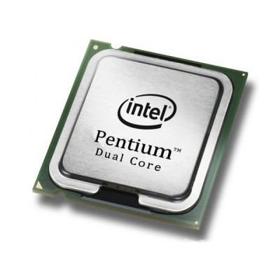 Processeur CPU - Intel Pentium Core Duo E2160 - 1.8Ghz 1Mo 800Mhz LGA775 SLA3H Pc