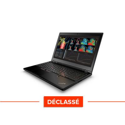 Lenovo ThinkPad P50S - Pc portable reconditionné - Déclassé