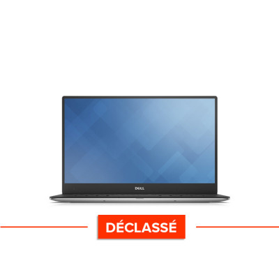 Ultrabook pc portable reconditionné - Dell XPS 13 - Déclassé