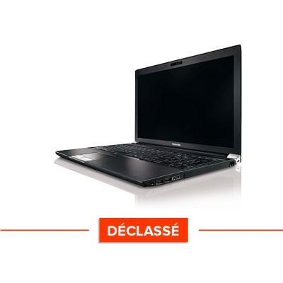 Toshiba Portégé R850 - i5 - 4Go - 320Go HDD - W10