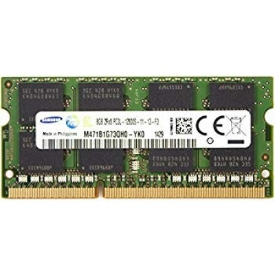 Mémoire portable SAMSUNG SO-DIMM DDR3 PC3L-12800s - 8 Go 1600 MHz