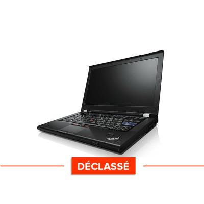 Pc portable - Lenovo ThinkPad T420 - Trade Discount - déclassé - i5 - 4Go - 320 Go HDD - Webcam - W10