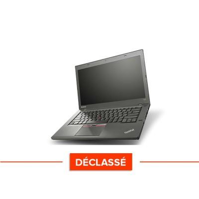 Lenovo ThinkPad T450 - i5 5300U - 8Go - SSD 120Go - Windows 10 professionnel
