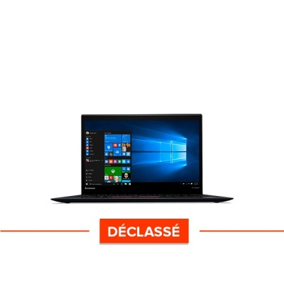 Lenovo ThinkPad X1 Carbon - i5 - 4Go - 120Go SSD -  Windows 10